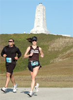 OBX Marathon, Gateway Bank Half Marathon and Kelly Hospitality Group Fun Run